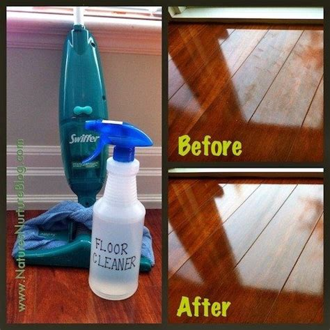 hardwood floor cleaner for the home