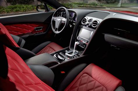 bentley continental interior 2014 bentley continental gt v8 s first drive motor trend
