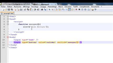 Tutorial Javascript Onclick | javascript onfocus onblur onclick events doovi