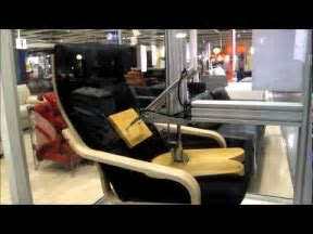 IKEA Chair Durability Test   YouTube