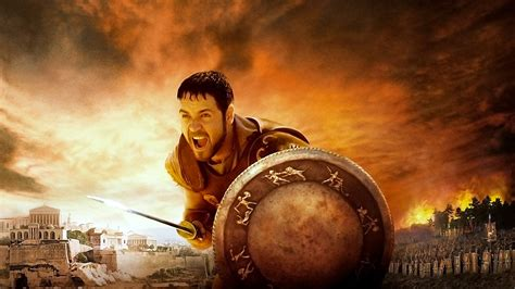 theme music gladiator movie gladiator wallpapers movie wallpaper