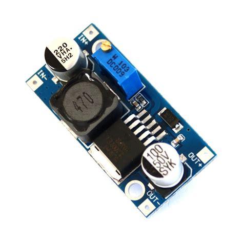 Xl6009 Module Dc Dc Step Up Boost Converter 35 18v 3v 35v adjustable step up converter module xl6009 replace lm2577 flytron