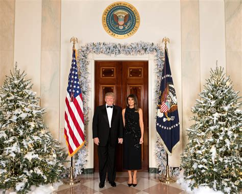 donald j trump house merry christmas from president donald j trump and first