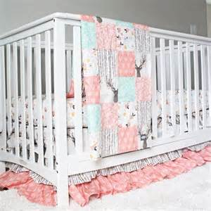 Woodland Crib Bedding Best 25 Crib Bedding Ideas On Diy Babies Cots Cribs Beds And Cot Bedding