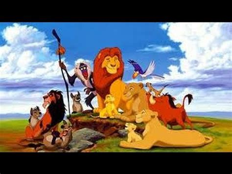 film roi lion youtube the lion king le roi lion 1994 film complet french