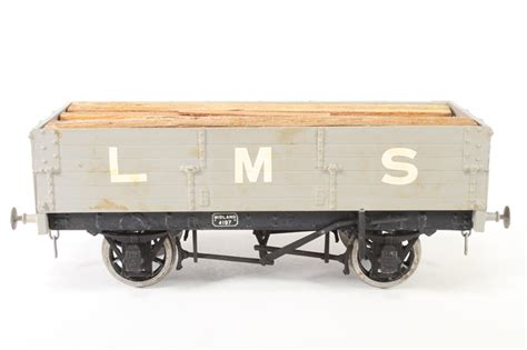Sleeper Wagon by Hattons Co Uk Slaters 7051sla Hd Mr Lms Sleeper Wagon