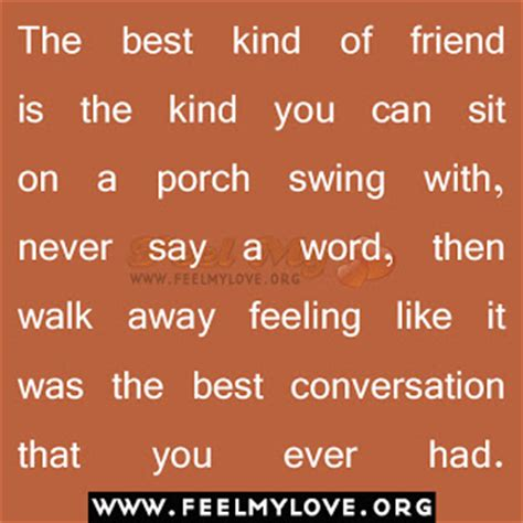 swing away signs quote porch swing and friends quotes quotesgram