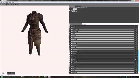 Skyrim Tutorials How To Find And Use Cbbe Bodyslide For | skyrim tutorial converting dawnguard armor from vanilla to