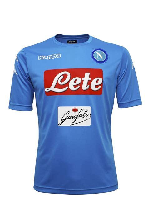 Jersey Bola Grade Ori Ssc Napoli Home Official 2016 2017 jersey napoli home 2016 2017 jersey bola grade ori murah