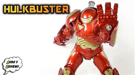 marvel select iron man hulkbuster disney store action