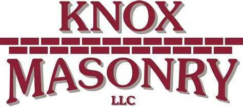 Chimney Masons Near Me - masonry logo from masonry llc in bucksport me 04416