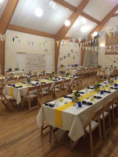Village hall wedding reception   Parties in 2019