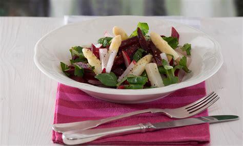 Asparagus Detox Salad by Asparagus Salad With Radishes En