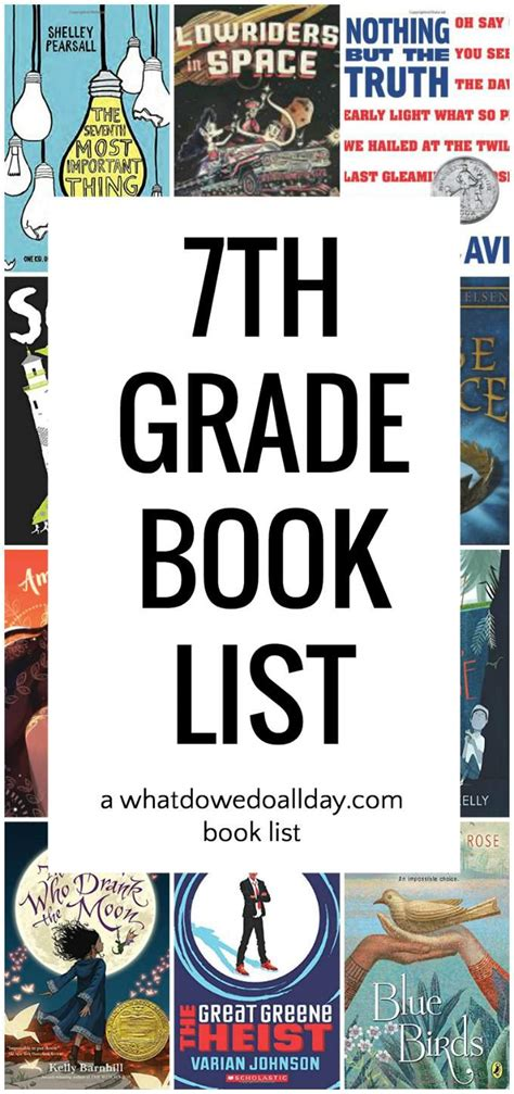 7 Cool Books To Read by Diverse 7th Grade Summer Reading List