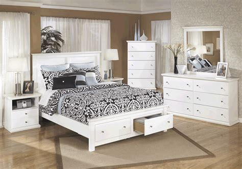 bostwick shoals bedroom set bostwick shoals white queen storage bedroom set