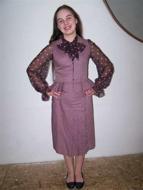 plum colored blouses plum colored suit and polkadoted blouse sewing projects