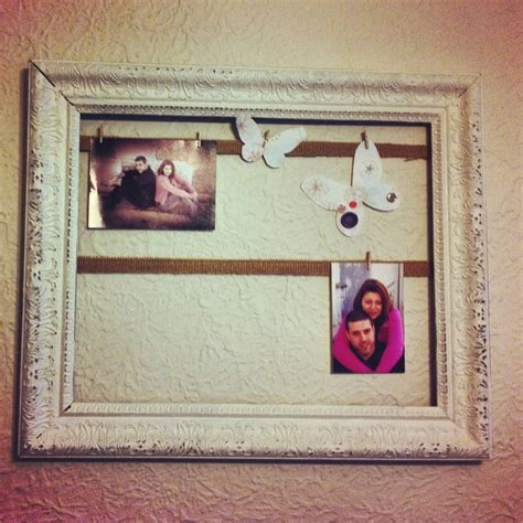 picture frame ideas picture frame craft ideas pinterest