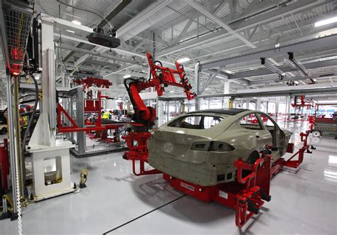 Tesla Corp Elon Musk Announces That Tesla Will Build A Second