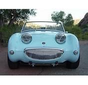 Autopride Classic Austin Healey Frogeye Sprite Welding And