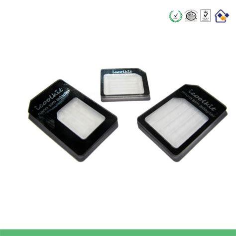 Nano 2tone Mini 3 free dhl shipping 9000pcs lot polycarbonate material 4ff nano 3ff micro 2ff mini sim card