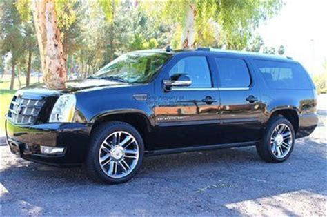 suv with 3rd row seating and dvd player sell used beautiful black suv loaded leather 3rd row