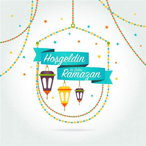Eid Card Templates Psd by Vekt 246 Rel 199 Izim Hoş Geldin Ya şehri Ramazan
