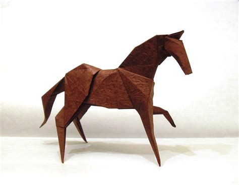 Origami Horses - nth origami by orestigami on deviantart