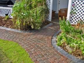 design ideas for brick walkways 20968
