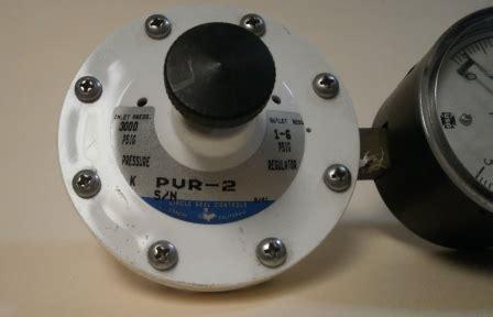 Seal Regulator Pvr 2 Circle Seal Regulator