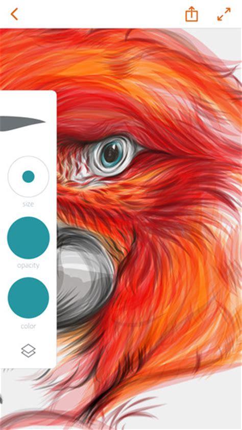 adobe illustrator draw  iphone support eye dropper