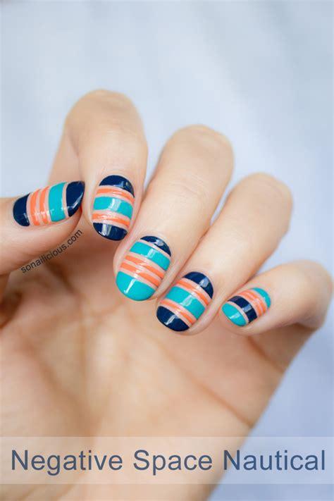nail art negative space tutorial 70 most stylish negative space nail art designs
