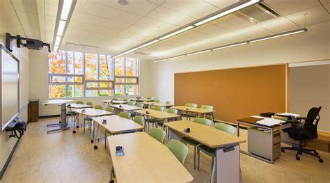 Modern House Interior Design Galeria De Escola York House Acton Ostry Architects 12