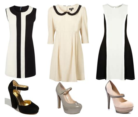 Black And White Vintage Dress black white retro dresses on a budget how to be trendy