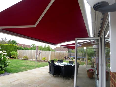 benefits of awnings electric awnings hshire dorset surrey sussex