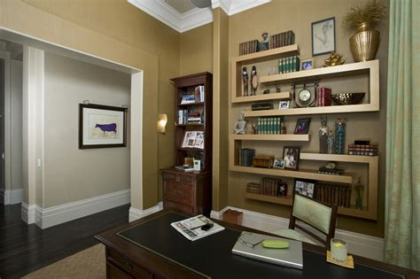 home office wall decor ideas cool 2 tier wall shelf decorating ideas gallery in