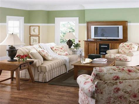 wallpaper borders for living room vintage style decorating ideas country liveing room