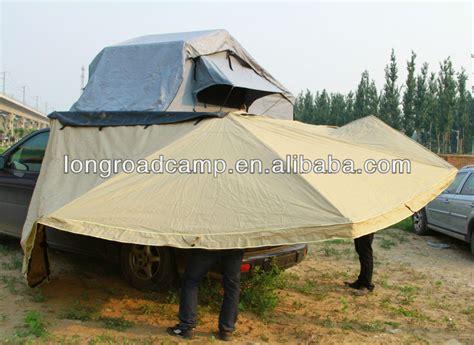 longroad canvas waterproof truck roof tent rv awnings