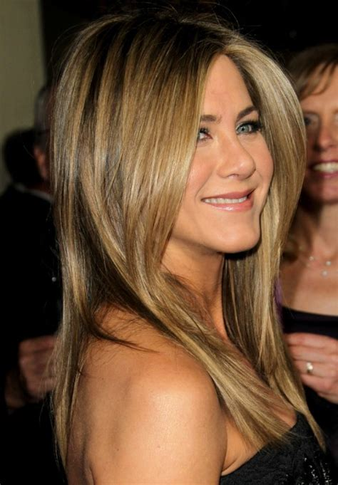 long same length hair jennifer aniston long length hairstyles hairstyles weekly