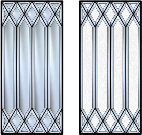 Beveled Glass Glass Design And Glasses On Pinterest Leaded Glass Cabinet Door Inserts