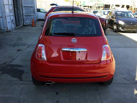 2013 fiat 500 pop hatchback used 2013 fiat 500 pop hatchback 5 990 00