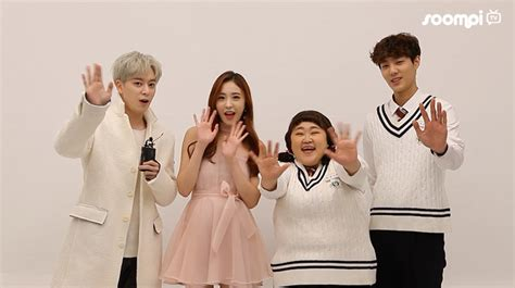 The Miracle Boyfriend S Donghyun Sonamoo S Nahyun And More On Their Mini Drama Quot The Miracle