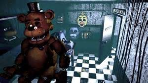 Game over screen five nights at freddy s photo 37474210 fanpop