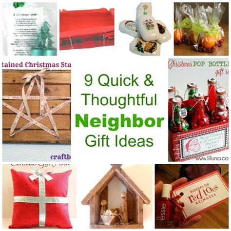 9 quick thoughtful neighbor gift ideas craftbits com