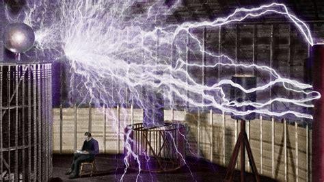 Nikola Tesla Coils Nikola Tesla Inventions Tesla Coil Www Imgkid The
