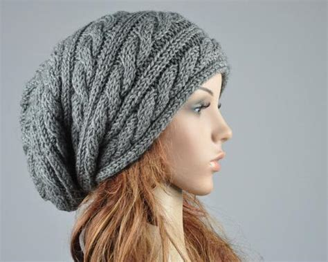 slouchy beanie knitting pattern 8 fashionable slouchie beanie knit pattern sizzle stich