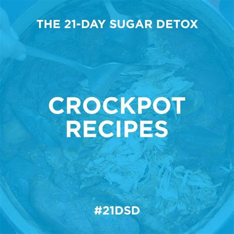 21 Day Sugar Detox Beef by 66 Best Crockpot Recipes 21 Dsd Images On