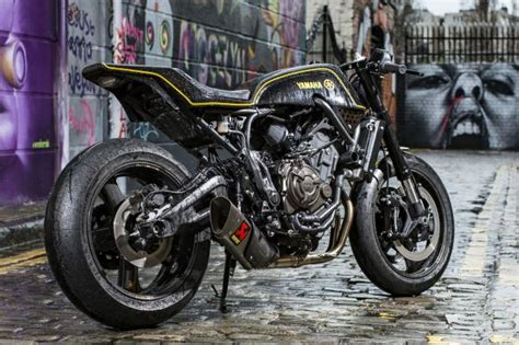 Tieferlegung Yamaha Xsr 700 by Custom Kit Turns Xsr700 Into Scrambler O Visordown