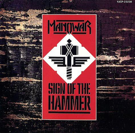 best album manowar manowar sign of the hammer reviews