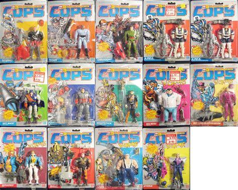 cops n crooks figures fs vintage g i joe figures g1 transformers cops n