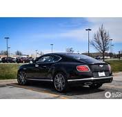 Bentley Continental GT Speed 2016  16 Mars Autogespot